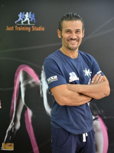 Istruttore-Just-Training-Napoli